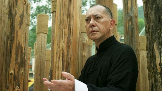 Master Yip in Ip Man: The Final Fight